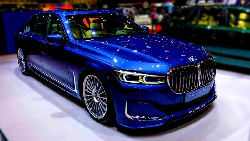 NEW - 2020 BMW Alpina B7 - LWB 600hp AWD - INTERIOR and EXTERIOR Full HD 60fps