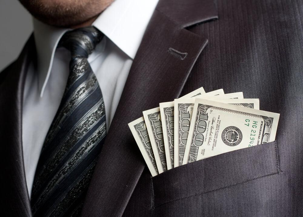 Картинки бизнесмен с деньгами