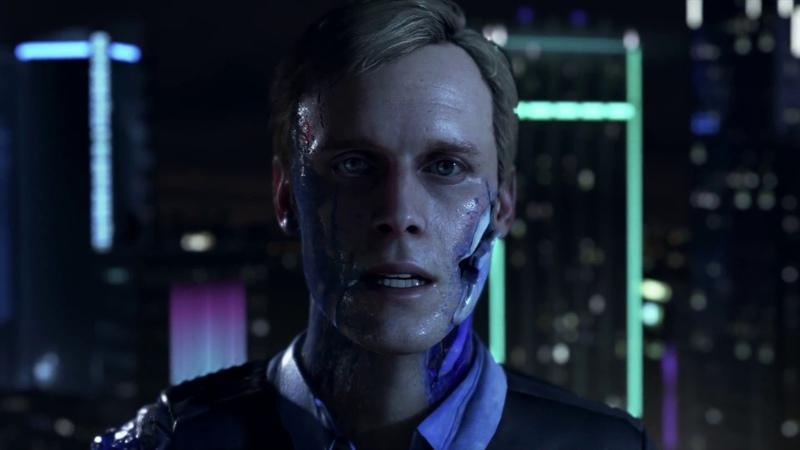 Detroit Become Human | Русский трейлер игры