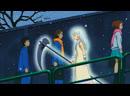 Момо маленькая богиня смерти 2006 Shinigami no Ballad аниме