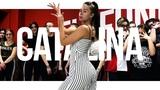 Танцы в Череповце с Викторией Никитиной Taiwan MC - Catalina Танцевальный Центр ЭЛЕФАНК