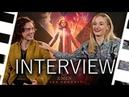 Kino+   X-Men: Dark Phoenix – Interview mit Michael Fassbender, Sophie Turner und Evan Peters