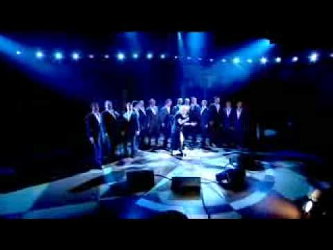 Bonnie Tyler and Only Men Aloud - Total Eclipse of the Heart - 2009