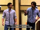 Jensen Ackles and Jared Padalecki at Chicago Con - Breakfast panel