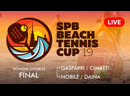 WOMENS DOUBLES FINAL - GASPARRI / CIMATTI vs NOBILE / DAINA - SPB BEACH TENNIS CUP 2019