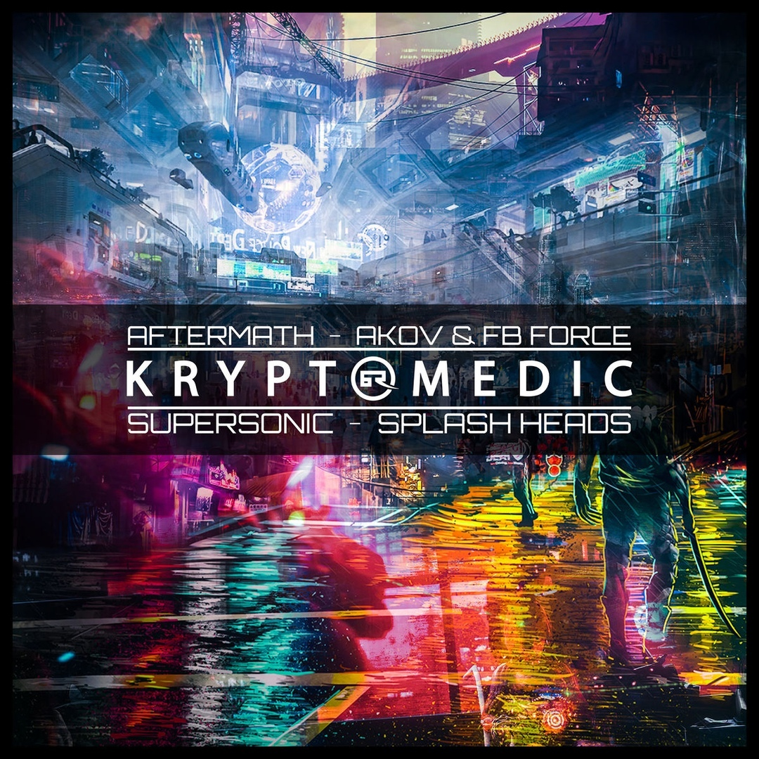Kryptomedic, AKOV & FB Force - Aftermath (Single)