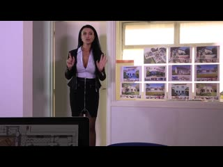 Ania, real estate agency boss [2019, feature, anal, character & uniform, secretary, french, milf, hd 720p]