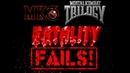 Mortal Kombat 3/Trilogy Fatality Fails