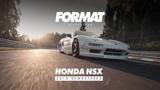 HONDA NSX (2019 REMASTERED) by FORMAT67.NET