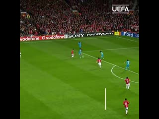 Les plus beaux buts inscrits lors dun manchester united-barcelone. mufc -