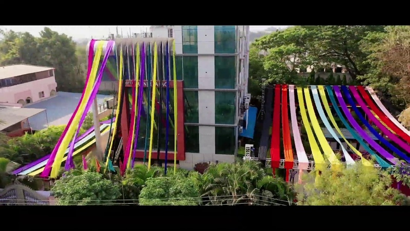 Hanna Shine - Holi 2019 Nanded hotel manju palace