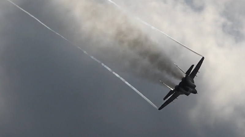 Mig 29 Full Display | Sanicole Airshow
