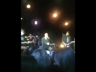 Julien-k - Ill Try Not To Destroy You feat.Chester Bennington @ The Roxy 1_⁄21_⁄12