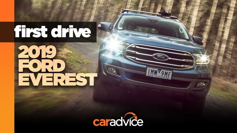 2019 Ford Everest Trend review new bi turbo 2 0 litre