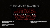 The Cinematography of Star Wars The Last Jedi