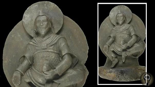 Железный человек или статуя Вайшраваны - о древнем артефакте из метеоритного железа В первой половине прошлого столетия на территории Тибета один из немецких археологов обнаружил очень древнюю