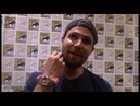 Stephen Amell Arrow Season 8 Comic Con 2019 Crisis on Infinite Earths