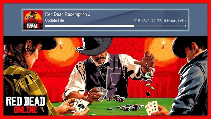 Red Dead Online: ВЫШЛА ИЗ БЕТЫ / ОБЗОР ОБНОВЛЕНИЯ 1.09 / Ограбление, Покер, Миссии, Оружие Другое!