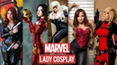Marvel Hot Cosplay | Marvel Unseen Cosplay | 30 Marvel Superheroes Hot Lady Cosplay Outfits