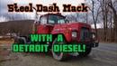 Mack Truck with Detroit Diesel