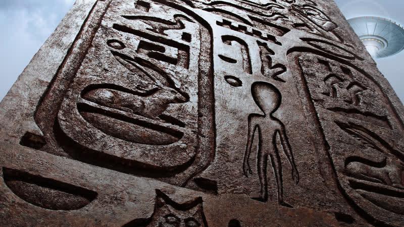Сезон 12 Серия 07 Древние пришельцы Ancient Aliens Город Богов City of the Gods