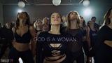 Ariana Grande - God is a woman - Dance Choreography by Jojo Gomez ft Kaycee Rice - #TMillyTV
