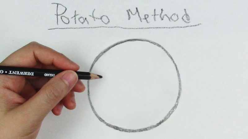 How to Draw Circles | 3 Ways
