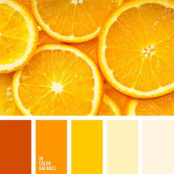 Сочетание сочных цветов