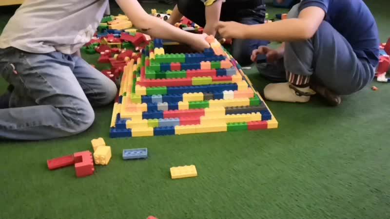 Лего пирамида mp4