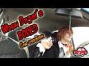 [Soukoku] When Dazai's bored Car vrs.