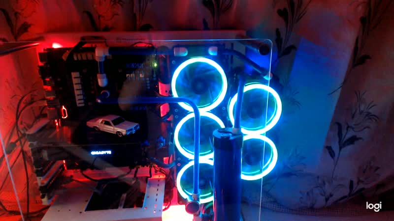Aigo DR120 RGB FAN