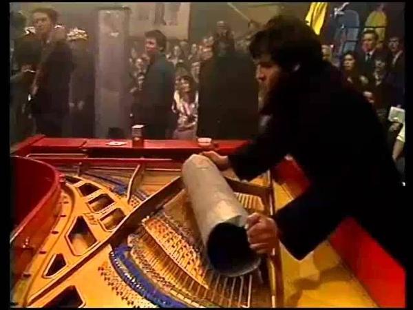С.Курёхин и Поп-Механика (гр.Кино, АукцЫон, С.Летов) Музыкальный ринг. 1987г.