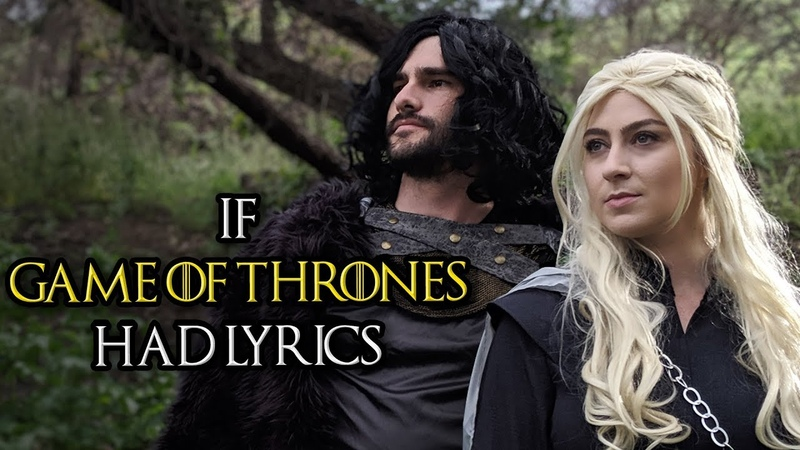 If the Game of Thrones Song Had Lyrics