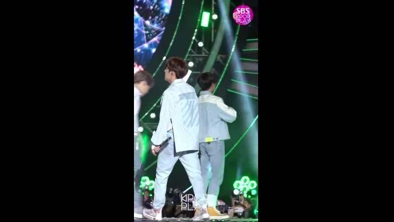 [J-HOPE FanCam] 190505 BTS - Make It Right @ SBS SUPER CONCERT IN GWANGJU