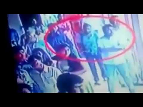 Появилось видео с предполагаемым террористом перед взрывом в Шри Ланке