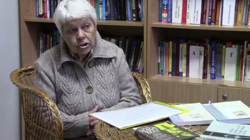 Археолог, профессор И. Лабутина о средневековом Пскове и берестяных грамотах торгового содержания