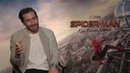 "SPIDER-MAN: Far From Home Jake Gyllenhaal ""Quentin Beck / Mysterio"" Movie Interview"
