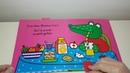 Lecture livre animé Tu as faim Monsieur Croc