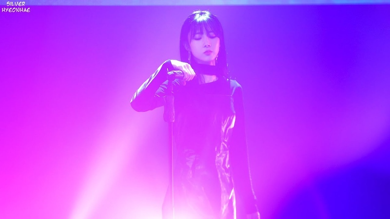 190406 드림캐쳐(Dreamcathcer) 서울 콘서트 유닛곡(수아50976현) Charlie Puth Attention 유현 4K 직캠
