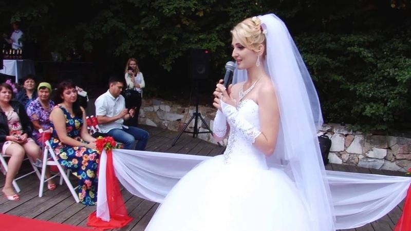 Невеста читает рэп Сбежавшая невеста Наб Челны 2014г