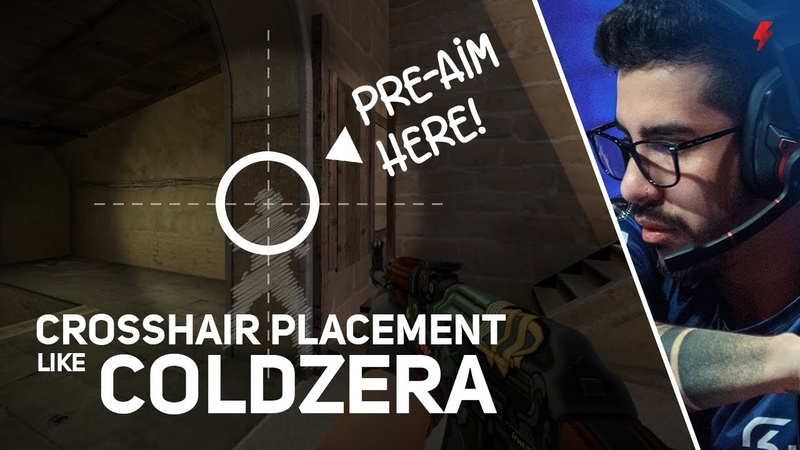 Coldzera's pre-aim How to train crosshair placement pre-fire in the Workshop