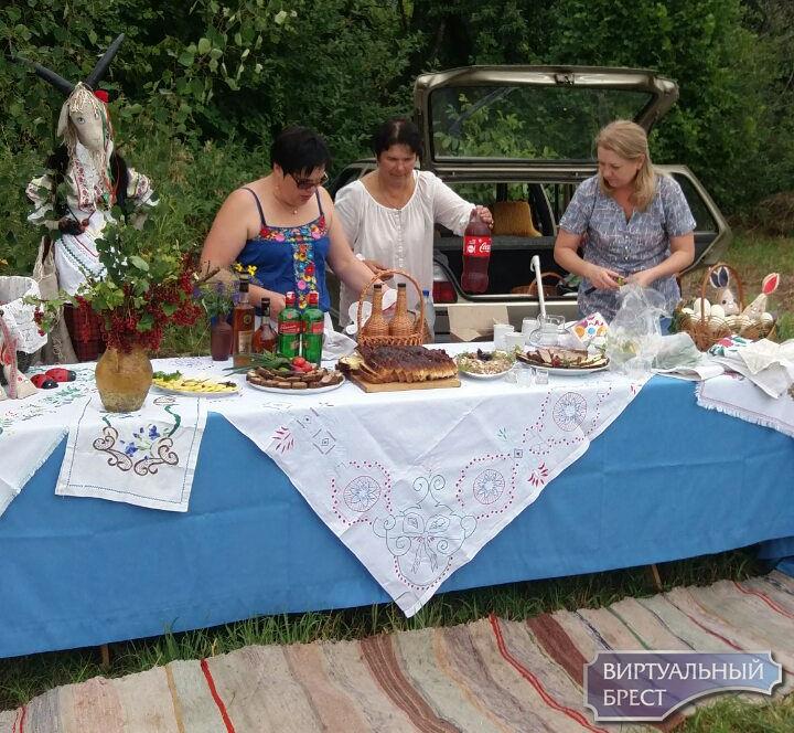 Региональный праздник малых деревень проходит под Брестом