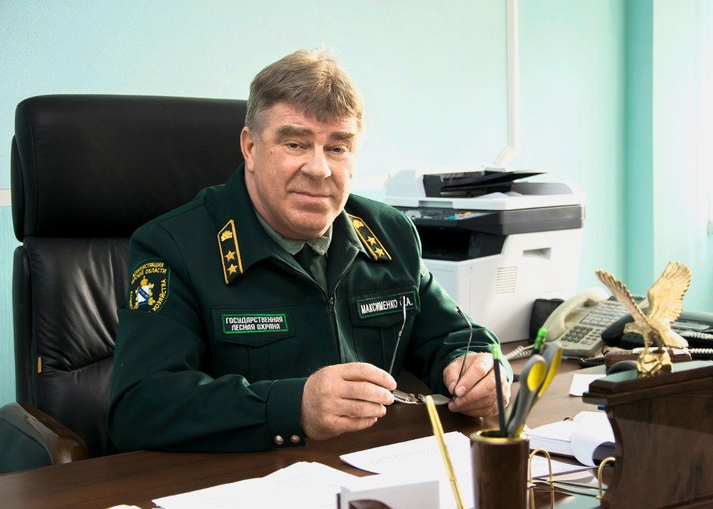 Станислав Максименко остался на посту председателя комитета лесного хозяйства Курской области