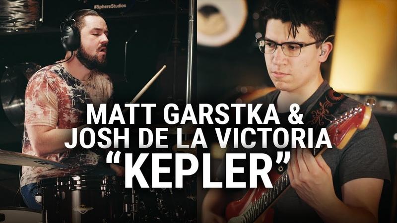 Meinl Cymbals - Matt Garstka Josh De La Victoria - Kepler
