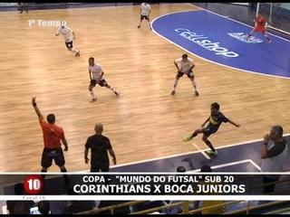 CORINTHIANS  X BOCA JUNIORS