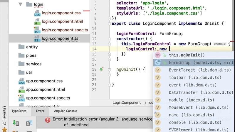 2. [Angular 7, CRUD] Login component, Install angular material