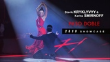 Slavik Kryklyvyy - Karina Smirnoff  Champions' Ball 2019 Moscow - Showdance Paso Doble