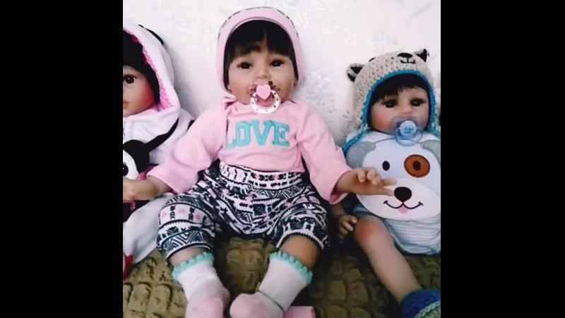 Куклы-реборн от интернет-магазина Любимая кукла
