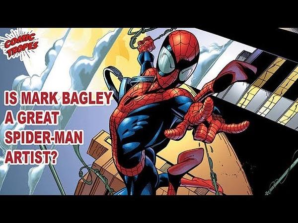 Is Mark Bagley a Great Spider-Man Artist?