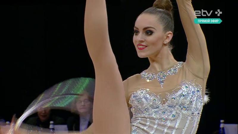 Художественная гимнастика Турнир Miss Valentine